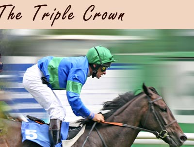 The Triple Crown is a Great Opportunity for Bookmakers