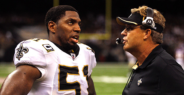 Vilma and Williams are Killing the Saints
