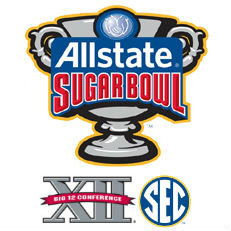 SEC, Big Twelve, Sugarbowl