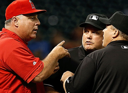 Umps Penalized for Bad Calls