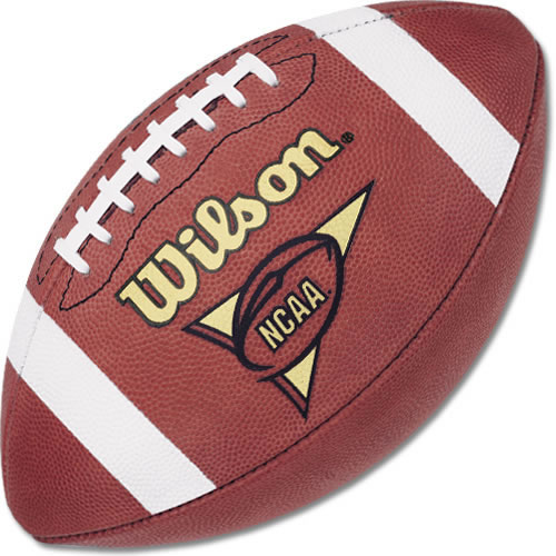 Wilson Leather Official NCAA Football