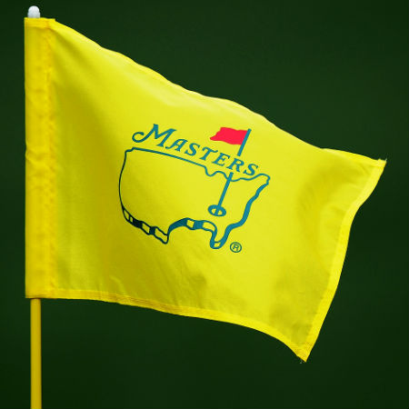 PGA Masters Flag