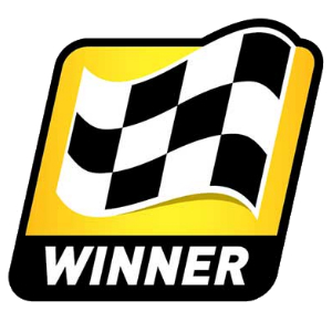 New NASCAR Winner Decal