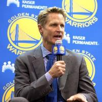 Steve Kerr - Warriors Coach