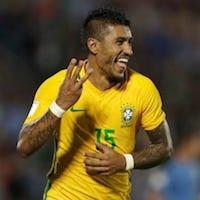 Brazilian Paulinho scores 3 goals