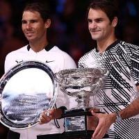 roger federer and rafa nadal tennis