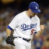 alex wood los angeles dodgers