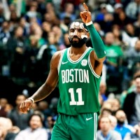 kyrie irving boston celtics nba