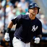gleyber torres new york yankees rookie
